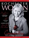 Rochester Woman Magazine - February 2013.