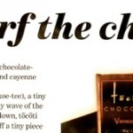 What makes chocolate innovative?