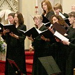 Singing in harmony: Concentus Women's Chorus