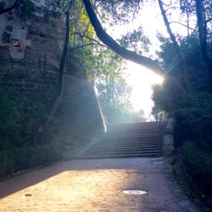 Alhambra sun - Version 2