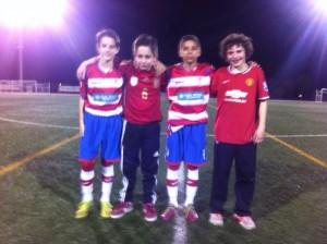 Granada CF team