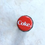 Shopping for Coke with my thirteen-year-old