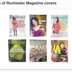 Rochester Magazine Covers