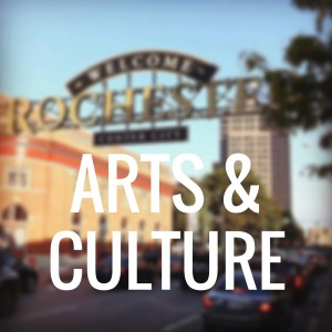 Rochester arts