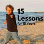 15 lessons for 15 years